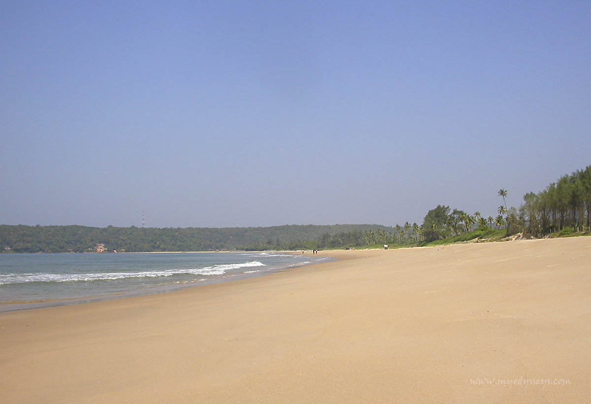 The Untouched Beach: Sagareshwar : Beautiful Beaches