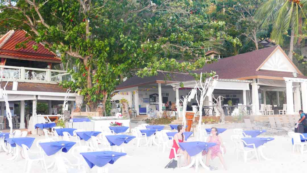 koh phi phi accommodation cheap