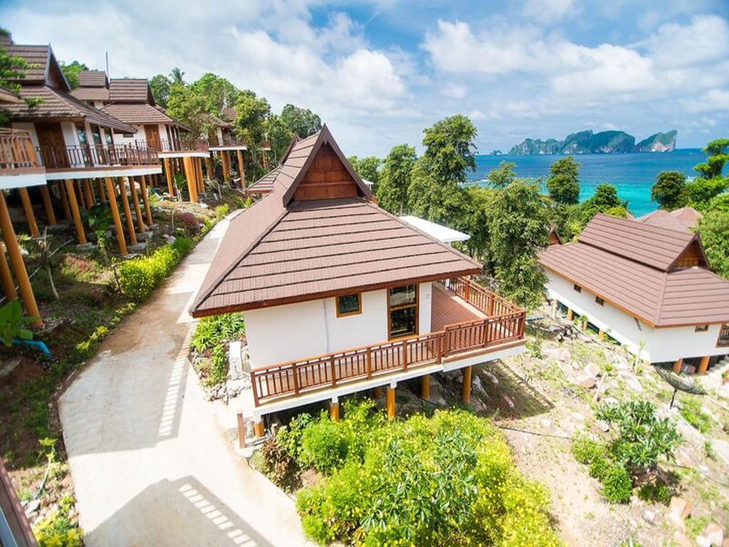 koh phi phi accommodation hotels to stay