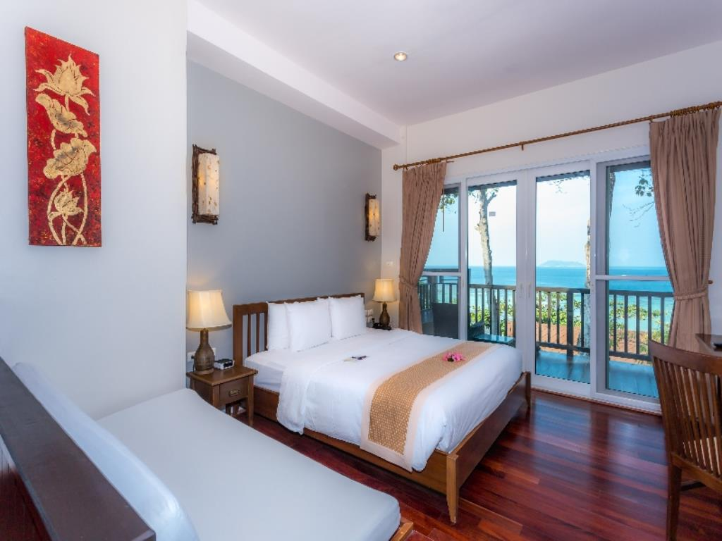 koh phi phi accommodation resorts to stay
