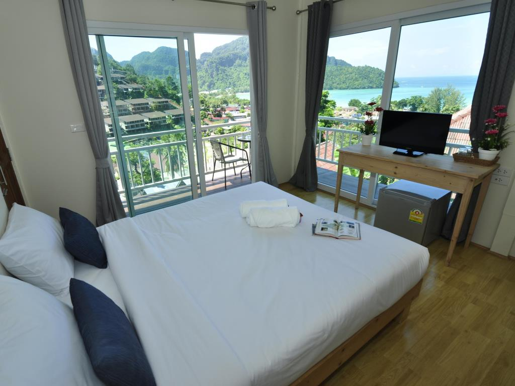 koh phi phi accommodation