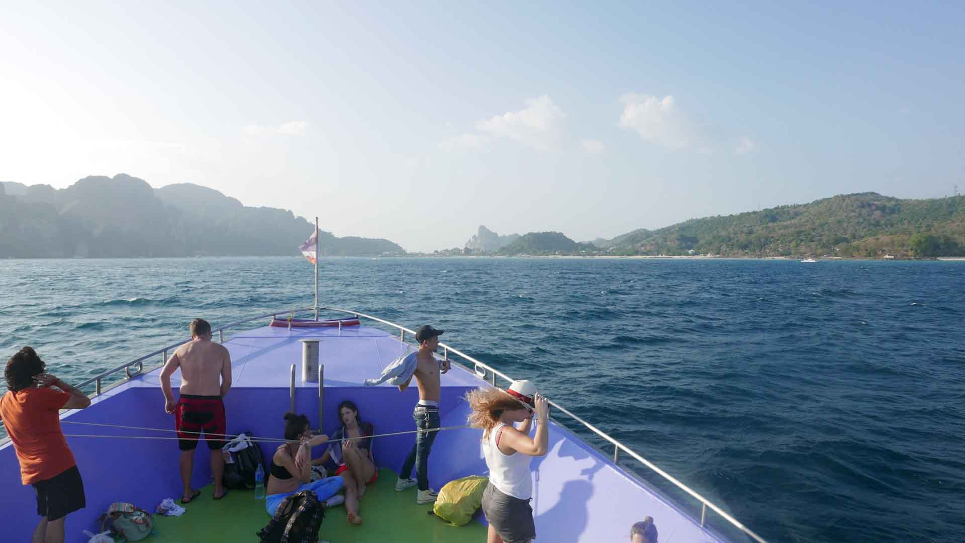 koh phi phi island guide tips