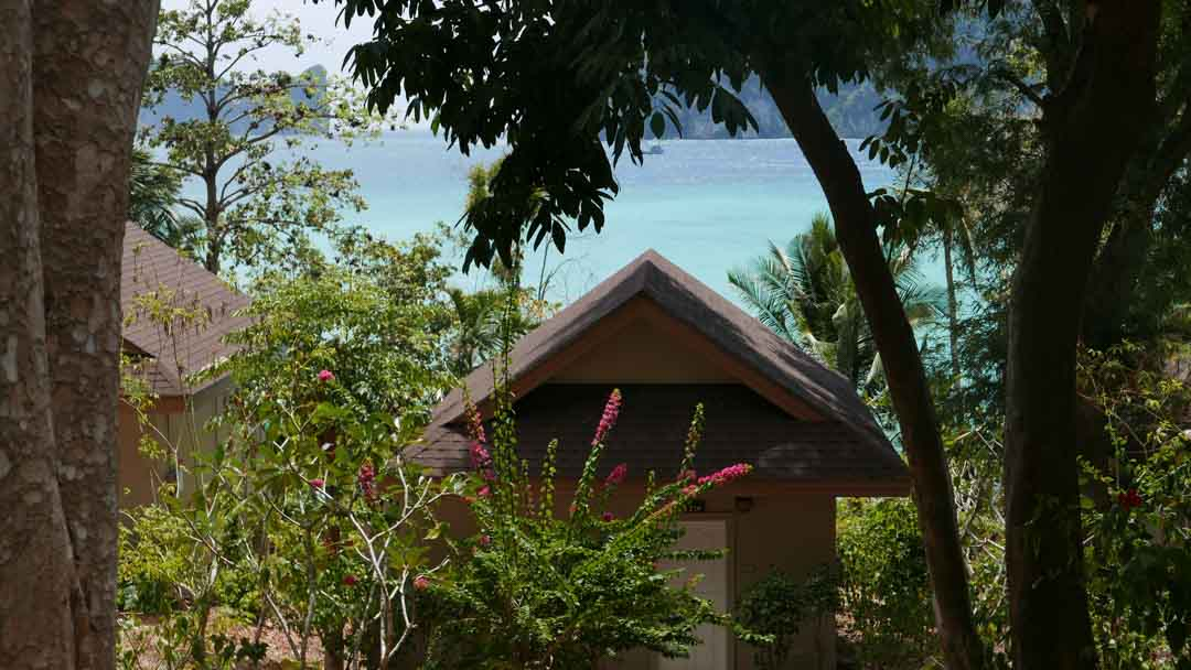 koh phi phi islands accommodation property