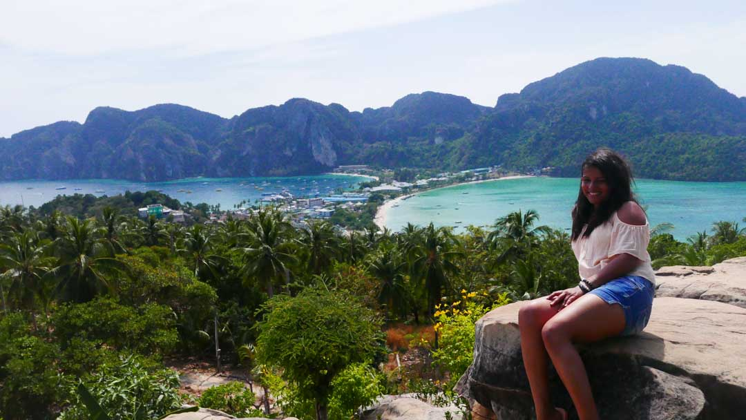 koh phi phi islands top places