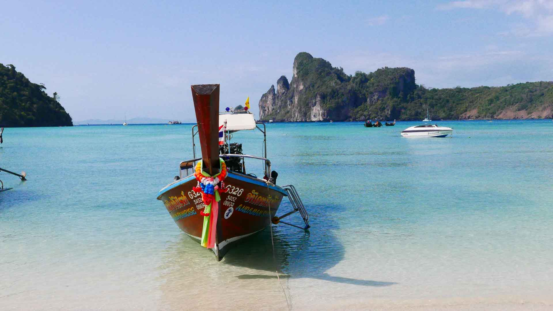 top places to visit in koh phi phi