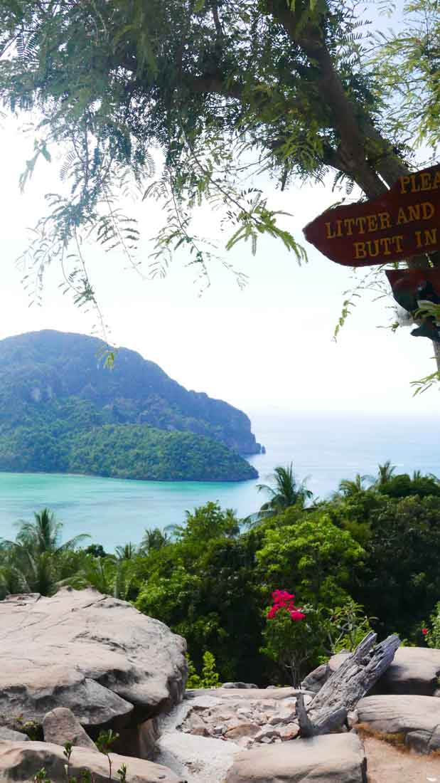 travel to koh phi phi islands