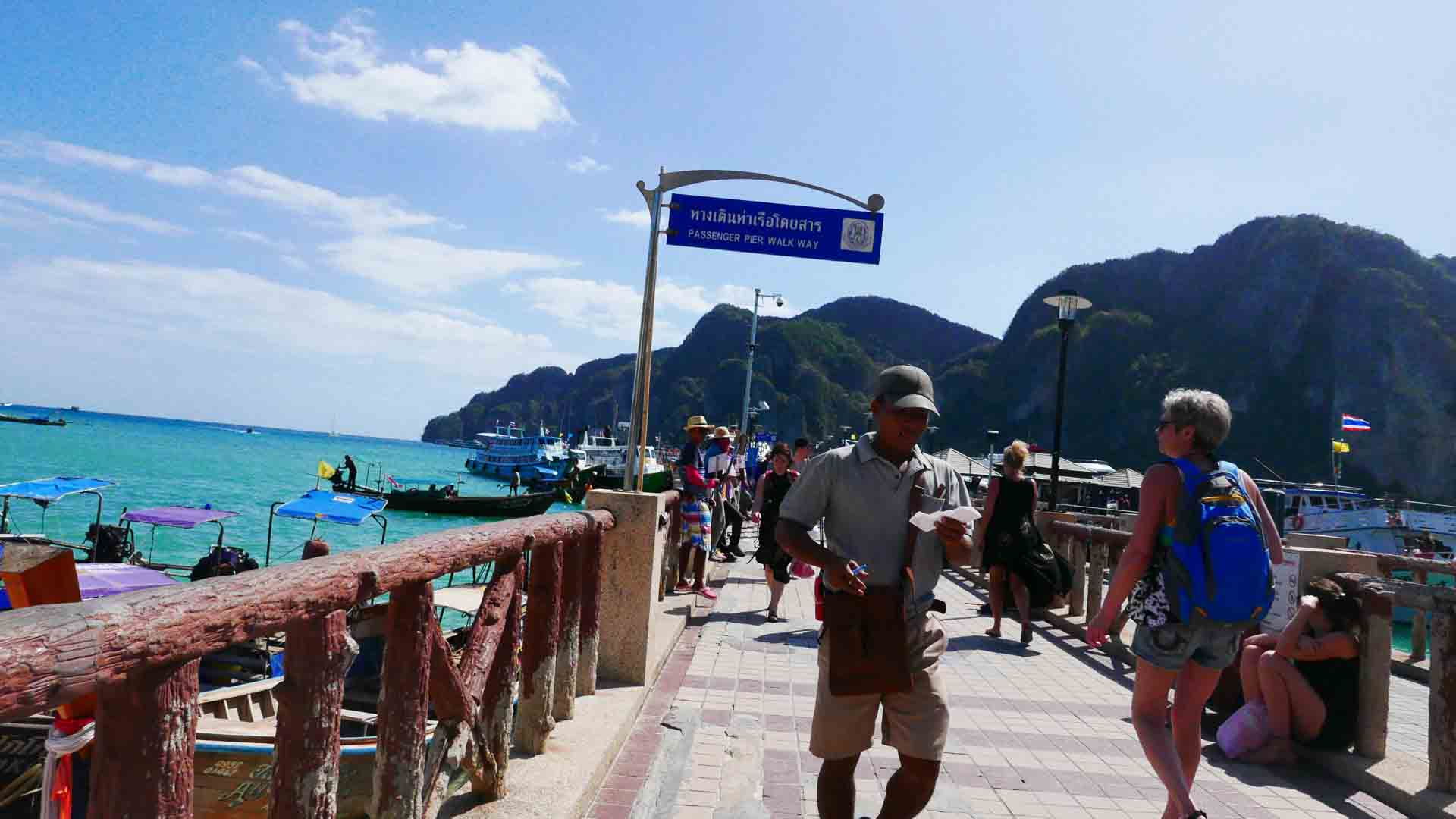 when to visit koh phi phi islands