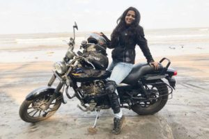 Mumbai To Gorai Beach Breakfast Motorcycle Ride