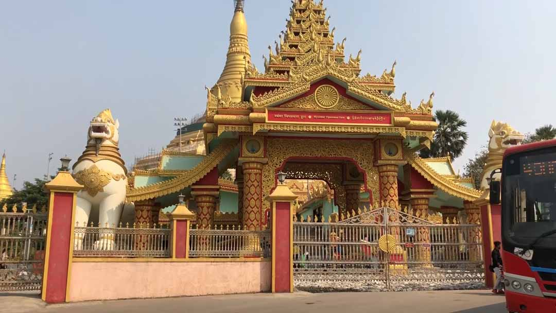 The Global Vipassana Pagoda Goria :Everything You Wish To Know