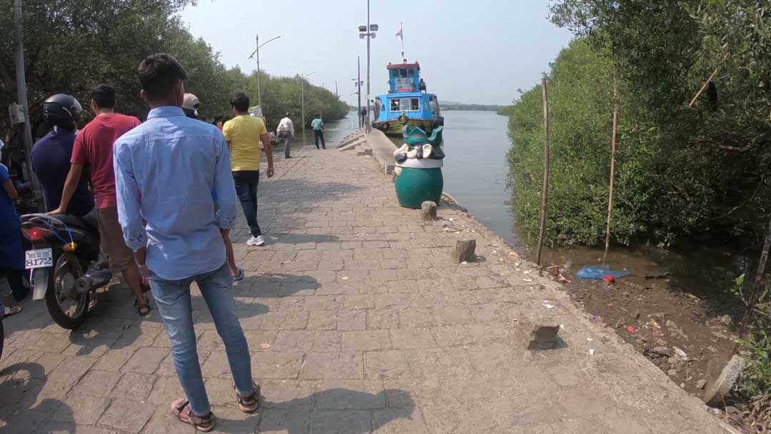 tourist places in mumbai gorai creek