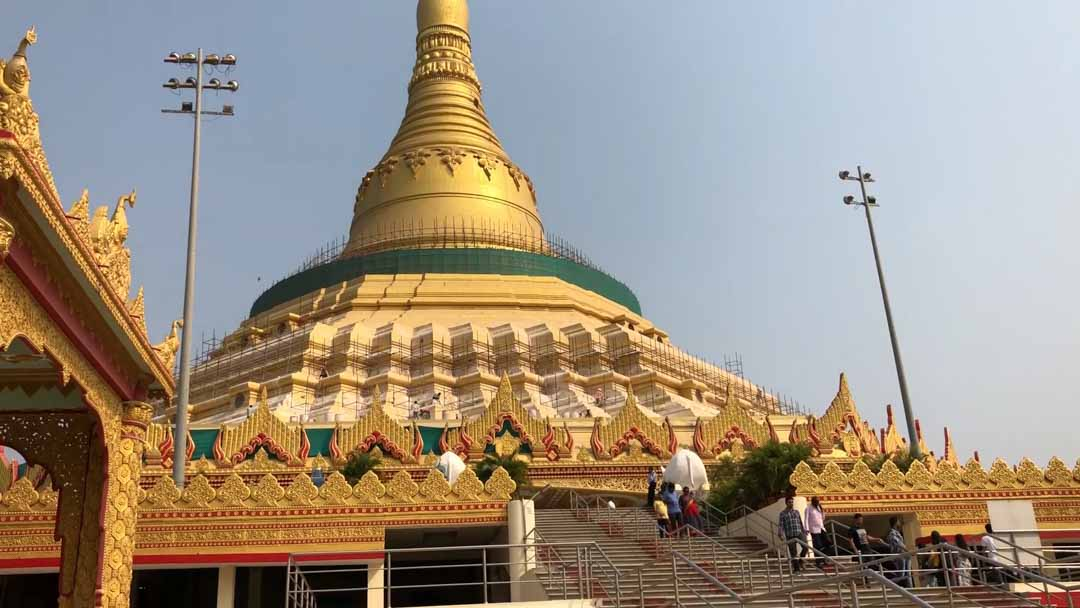 tourist places in mumbai the global vipasana center pagoda gorai 3