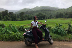 How To Rent A Two Wheeler In Goa : Bike Rental In Goa