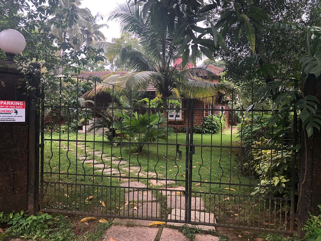 Goa Houses in south goa-1