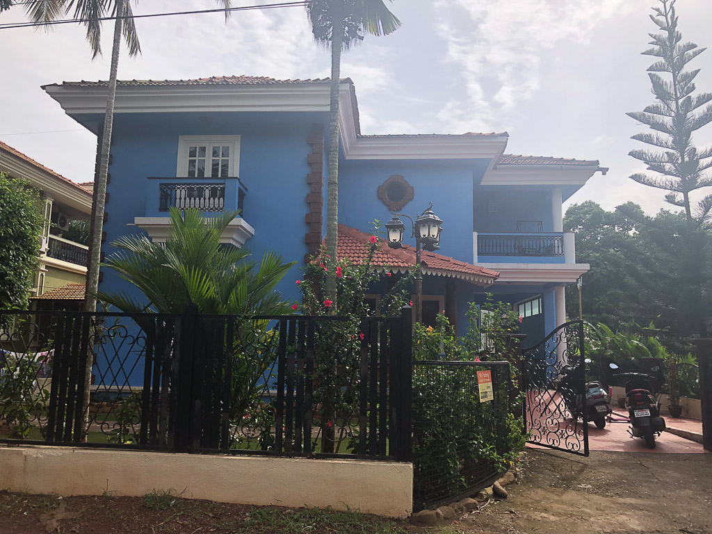 Goa Houses in south goa-11