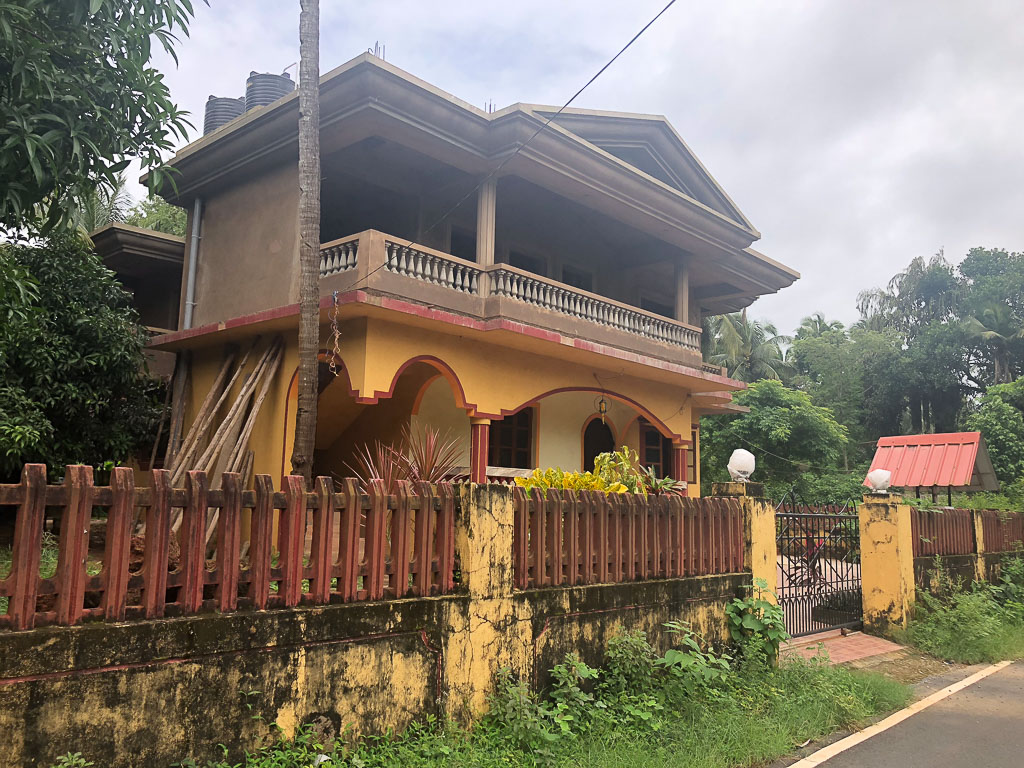 Goa Houses in south goa-4