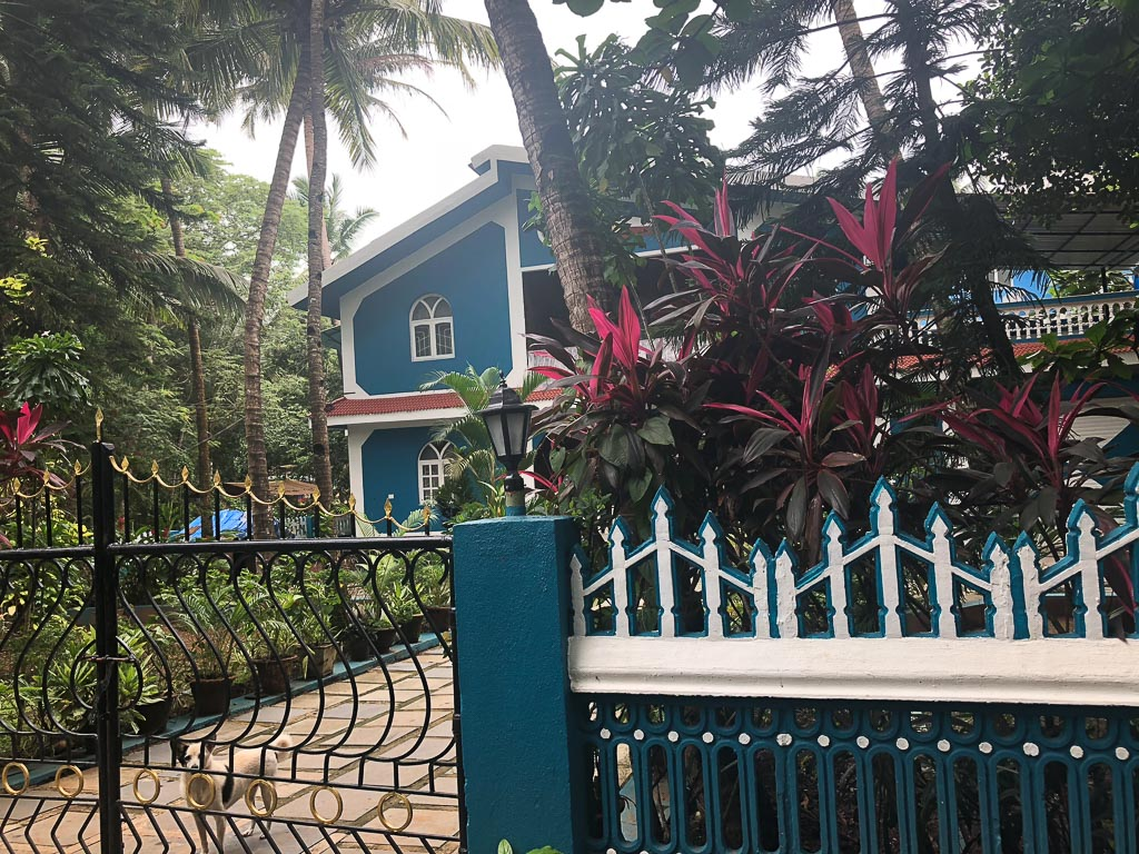 Goa Houses in south goa-6