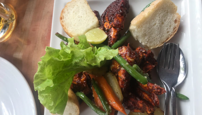 Best Goan Food In South Goa : Martin's Corner Betalbatim